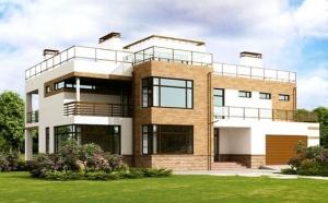 Проекты монолитных домов