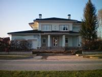 Дома на стадии завершения